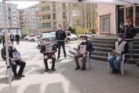 OTURMA EYLEMİ - HDP Önündeki Ailelerin Evlat Nöbeti 218'İnci Gününde
