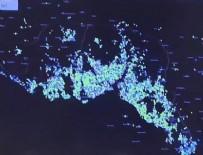 İşte koronavirüs vaka haritası!