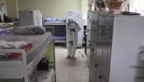 BAŞSAVCı - Kandıra Ceza İnfaz Kurumunda Virüs Tedbirleri Görüntülendi