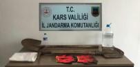 BOĞAZKÖY - Kars'ta İzinsiz Kazı Yapan 2 Kişi Yakalandı