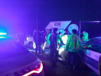 GÜZERGAH - Kaza Yapan Sürücü, Kovalamaca Sonucu Yakalandı