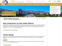 İNGILIZCE - MTSO'da Online Belge Dönemi Başladı