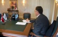 KAMU DENETÇİLİĞİ - Ombudsman Malkoç, Video Konferans Yoluyla Gençlerin Sorularını Yanıtladı