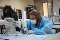 MEDIKAL - PAÜ'lü Öğretim Görevlileri Ve Öğrenciler Virüsle Mücadelede Tezgahlarının Başına Geçti
