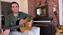 KÜLTÜR VE TURIZM BAKANLıĞı - Rafet El Roman'dan 'Evinde Kal' Şarkısı