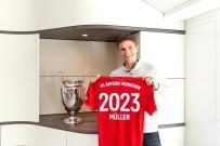 BAYERN MÜNIH - Thomas Müller, 2023'E Kadar Bayern Münih'te