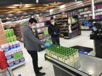 FİYAT ARTIŞI - Tüketicinin Korunması Amacıyla Denetimler Devam Ediyor
