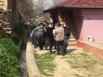 KARBONMONOKSİT - Yaşlı Çift Sobadan Zehirlenerek Hayatını Kaybetti