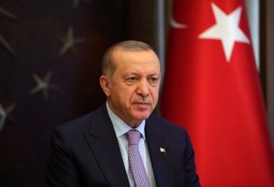 Cumhurbaşkanı Erdoğan'dan teşekkür!