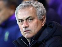 JOSE MOURİNHO - Jose Mourinho fena yakalandı!
