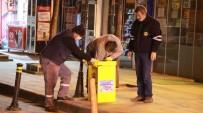 Kırıkkale'de Toplum Sağlığı İçin Tıbbi Atık Kutuları Yerleştirildi