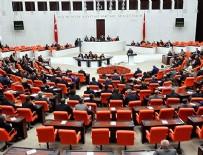 MECLİS BAŞKANLIĞI - Üniversiteler için kanun teklifi!