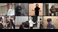 Grup Koliva Evden Klip Çekti, Gelirini 'Biz Bize Yeteriz Türkiyem' Kampanyasına Bağışladı
