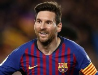 ESKİ FUTBOLCU - Messi Barcelona'dan ayrılıyor mu?