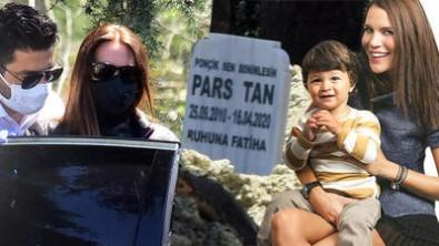 Ebru Şallı'nın eski eşi Harun Tan ölen oğlu Pars için paylaştı!