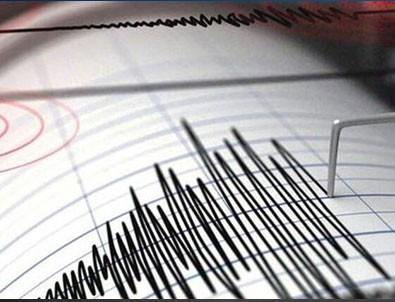 Edirne'de korkutan deprem!