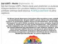 23 NİSAN ULUSAL EGEMENLİK VE ÇOCUK BAYRAMI - İki CHP'li belediyeden LGBT meclisi!