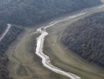 DOLULUK ORANI - İstanbul'da barajlar alarm veriyor! İşte son durum