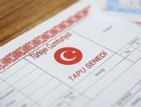 TAPU İŞLEMLERİ - Tapuda yeni dönem! Artık...!!!