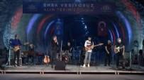 İSTANBUL VALİLİĞİ - Yerin 72 metre altında şaşırtan konser