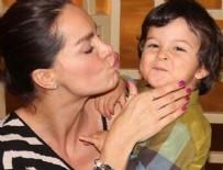 ŞAHIT - Ebru Şallı'dan yürekleri yakan anneler günü mesajı!