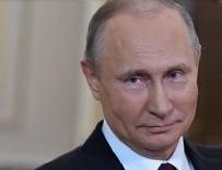 RUSYA DEVLET BAŞKANı - O tablo Putin'i ağlattı!