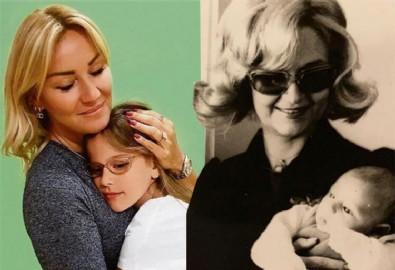 Ünlü isimden duygusal anneler günü mesajı: 'Bir yanım hep buruk'