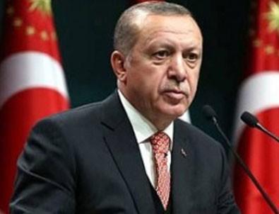 Cumhurbaşkanı Erdoğan'dan darbe iddialarına cevap!