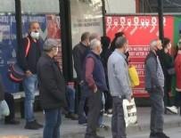 METROBÜS DURAĞI - İstanbul'da ulaşım çilesi!