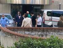ADLİ TIP KURUMU - Lüks rezidansta sır intihar!