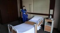 OKSİJEN TÜPÜ - Bakanlık oteller için şart koşmuştu, Antalya'da harekete geçildi