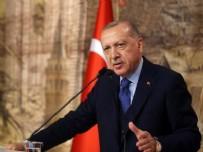 SEYAHAT YASAĞI - Cumhurbaşkanı Erdoğan'dan çok net mesaj!