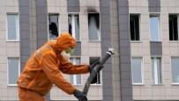 RUSYA DEVLET BAŞKANı - Rusya'da koronavirüs hastaları yanarak öldü