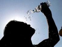 PAZAR GÜNÜ - O ilin valiliğinden 'Afrika Sıcakları' uyarısı