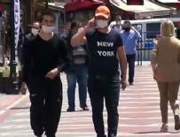İL SAĞLıK MÜDÜRLÜĞÜ - Maskesiz gezene para cezası!