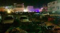 El-Bab'da Bombalı Saldırı Açıklaması 3 Yaralı