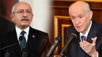 ZEYTIN DALı - MHP'den Kılıçdaroğlu'na olay sözler