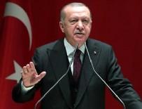 HAİN SALDIRI - Cumhurbaşkanı Erdoğan'dan Van'daki saldırıya sert tepki!