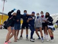 TÜRK HAVA YOLLARı - 'Survivor' ekibi İstanbul'da