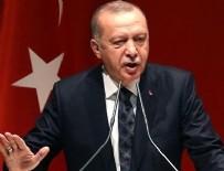 BİNALİ YILDIRIM - Cumhurbaşkanı Erdoğan: Tüm terör örgütlerine hayatı zindan edeceğiz