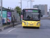 CEVIZLIBAĞ - İstanbul'da toplu ulaşımda bu sabah: Otostop kullanmak zorunda kaldım