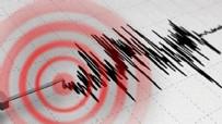 GÖKOVA KÖRFEZİ - Muğla'da 3.8 büyüklüğünde deprem!