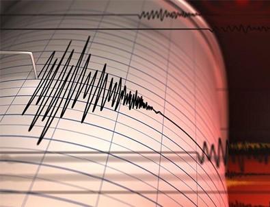 Akdeniz'de 4,7 büyüklüğünde deprem!