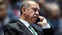 TAZİYE MESAJI - Cumhurbaşkanı Erdoğan'dan şehitler için taziye mesajı