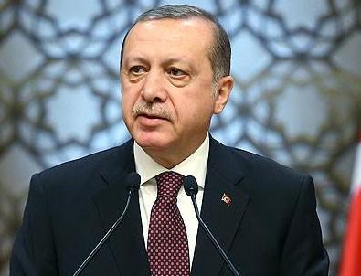 Cumhurbaşkanı Erdoğan sert tepki!