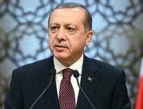 KABİNE TOPLANTISI - Cumhurbaşkanı Erdoğan sert tepki!