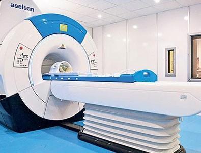 İşte bu da yerli MR cihazı!