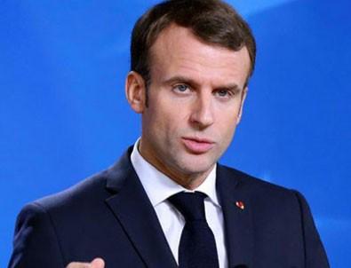 Macron Avrupa ülkelerini suçladı!