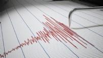 SURİYE - Son dakika! Akdeniz'de korkutan deprem!