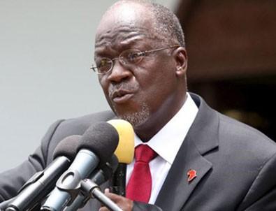Tanzanya devlet başkanından ilginç iddia!